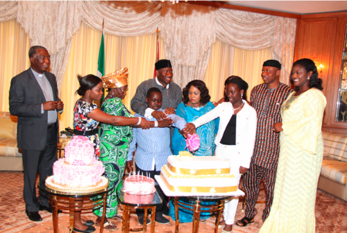 nPDP Wishes Mr. President a blissful 56th Birthday Celebration