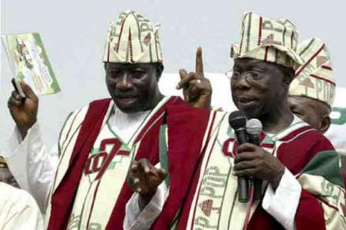 God Fatherism does Not Work in Nigeria. Obasanjo Ought To Know This.