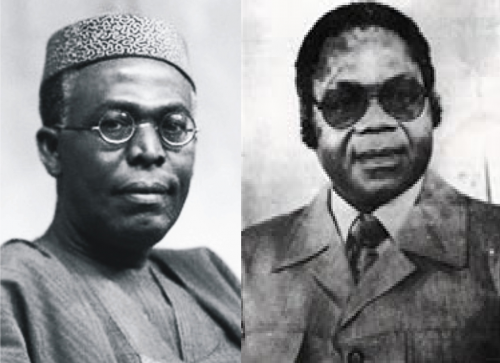 Awo and Alli: Bona Fide and Masses-Certified Heroic Leaders