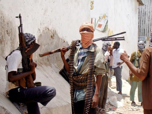 Boko Haram: Responding with New Language and Action.