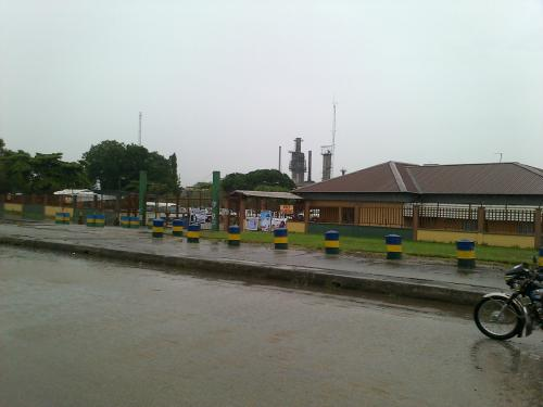 Mission to Dame Patience's Okrika Town