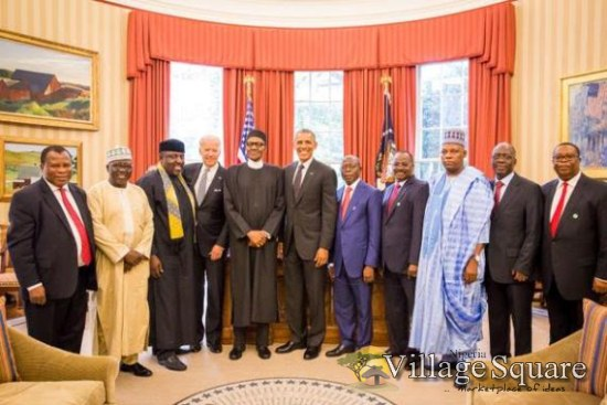 Buhari's US Visit in Pictures & Video