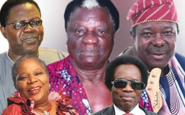 Evergreen artistes: Aged but not tired