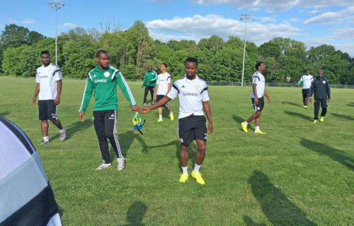 Keshi names final 23 players for World Cup