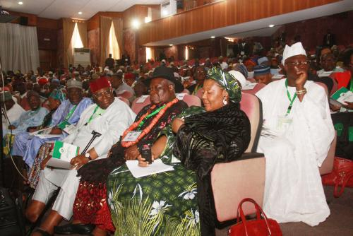 Nigeria: The Ole' Peoples Home called National Confab is about to close