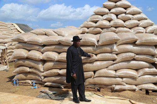 Remarks By President Jonathan At The Commissioning Of Olam Rice Mills In Nasarawa July 14