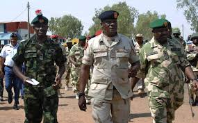 Troops Intercept Youth In Night Movement From Borno To Abuja