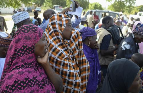 A critic reminds us of the Chibok girls…