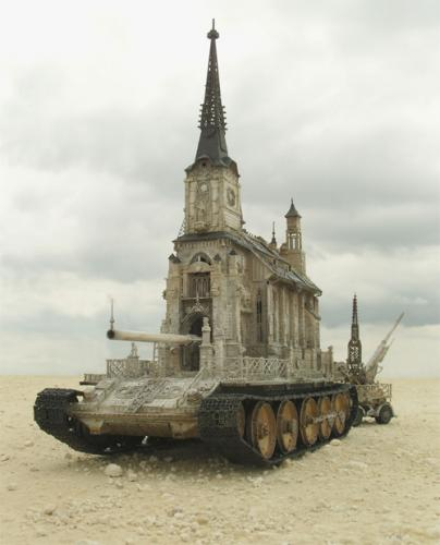 WMD: Weapons Of Mass Destruction/Deception In The Church (Part 1)