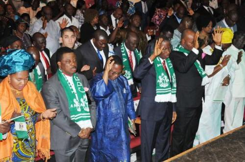 """For The Record: President Jonathan's Remarks At """"A Day With Jesus For Nigeria In Israel"""