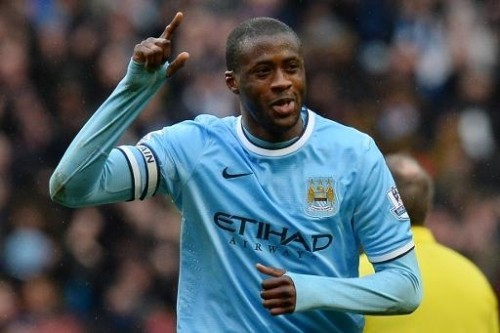 Yaya Toure wins fourth straight African Player of Year award