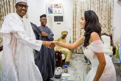 Of Forbidden Handshakes and Buhari's Religious Claimants