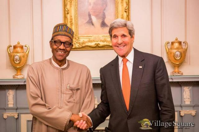 Buhari's US Visit in Pictures [Day 2] and CNN Interview Video