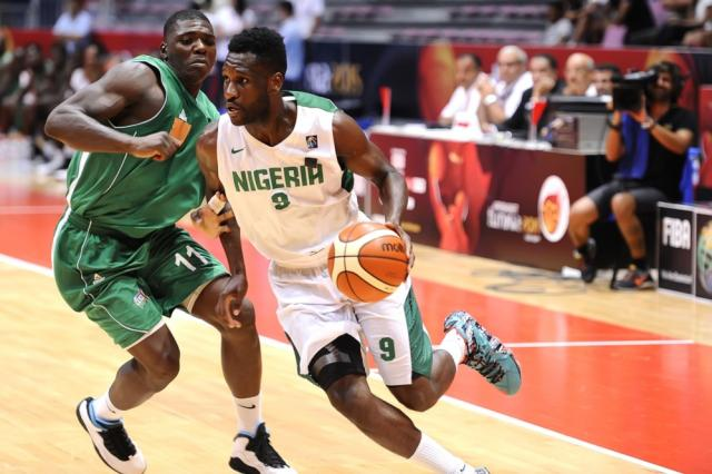 Nigeria open Afro Basket campaign with victory over CAR