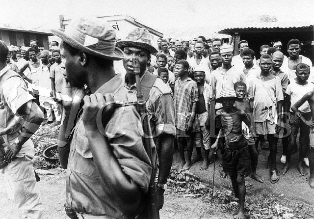 'Biafra' and 'One Nigeria' as Psychoses/