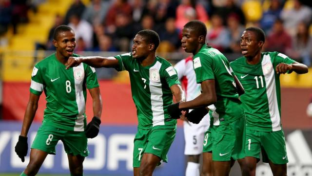 Nigeria Wins back-to-back U-17 World Cup [With Pics and Video]
