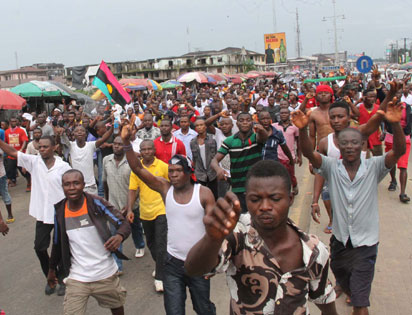 The Biafran Spring: A Struggle For Justice And  Equality On Behalf Of All Oppressed Peoples/