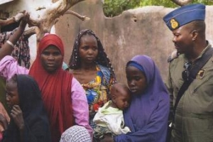 Another Set of 234 Women, Children Rescued