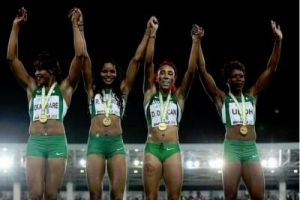 Nigeria's Super Girls win 4x200 World Relays