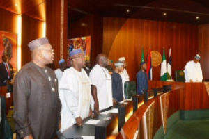 Days Of Impunity And Fiscal Recklessness Are Over - President Buhari Tells Governors