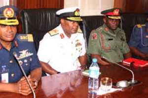 Buhari writes National Assembly requesting confirmation of Service Chiefs