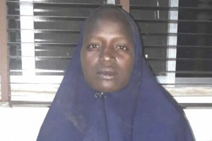 Another Chibok School Girl Rescued