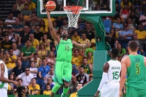 D'Tigers Eliminated by Brazil