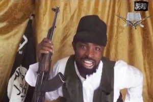 Air raid 'fatally wounds' Boko Haram leader