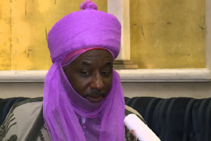 Sanusi to Buhari: Your real enemies are those singing your praise