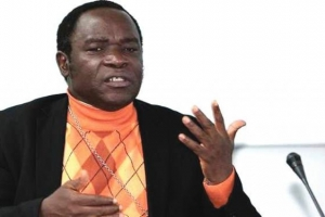 Kukah says NGO bill not necessary as protesters storm NASS during public hearing