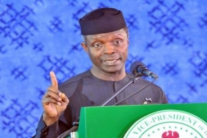 Competence for political office should matter more than aspirants' age - Osinbajo tells youth