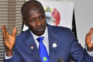 Police promote EFCC chair, Magu, 17 others