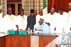 2018 budget: We're not your rubber stamp - NASS reacts to Buhari's complaint of alteration