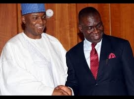 NASS siege: FG planning to twist facts to indict us - Saraki, Ekweremadu