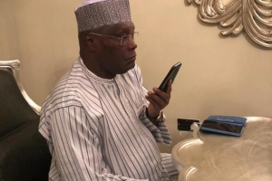US Secretary of state, Michael Pompeo phones Atiku, seeks credible elections