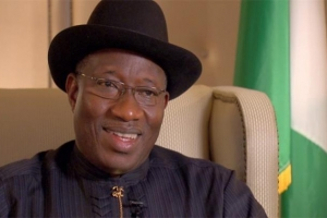 Jonathan reveals why Nigeria governors always fall out with godfathers