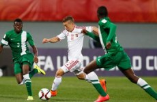 U20 World Cup: Nigeria To Meet Germany at Round of 16