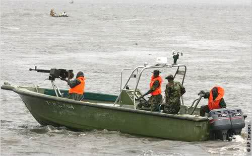 Navy destroys 1000 illegal refineries in Niger Delta