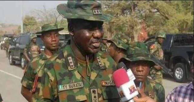 Buratai admits shortcomings in operations in North-central, North-west