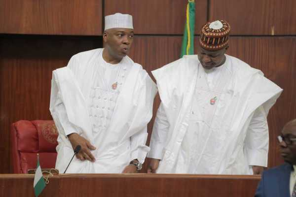 National Assembly reacts to Buhari's budget speech [Full text]