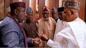Nigerian governors meet in Abuja over new minimum wage, widespread killings
