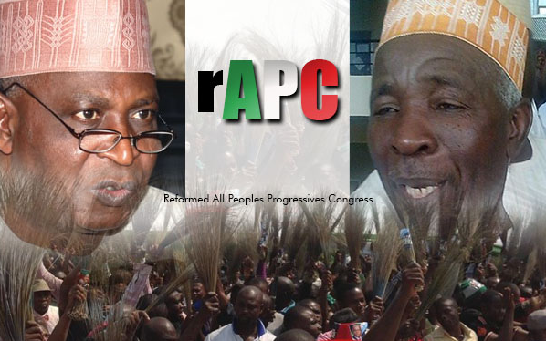 2019: Ruling party splits into factions as Reformed APC emerges