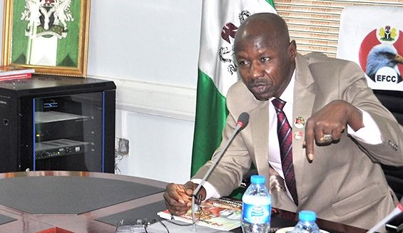 We're guided by fear of God in our operations - EFCC