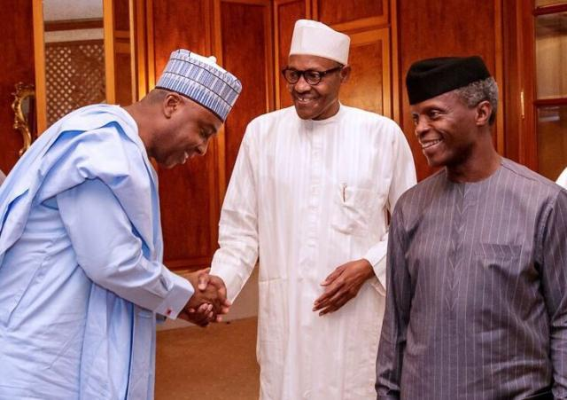 2019: Saraki blasts Buhari, mulls running for Presidency