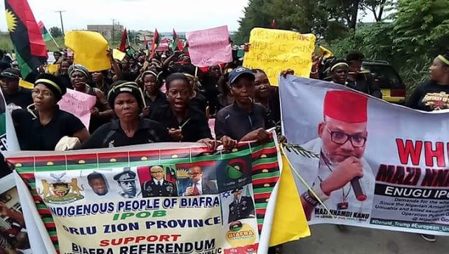Police clampdown on IPOB women reopens scars of Aba women riot - Ohanaeze youths