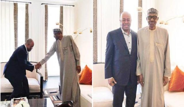I rooted for Buhari instead of Jonathan in 2015 - Akpabio