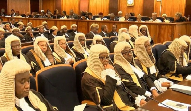 2019: Nigerian judges get new directive on ex-parte order