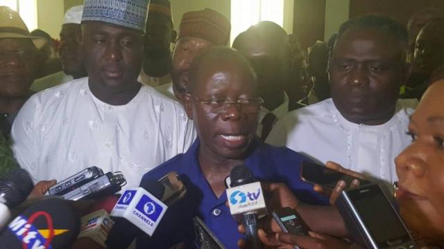 APC primaries: Governors prevail as Oshiomhole says states can decide modalities