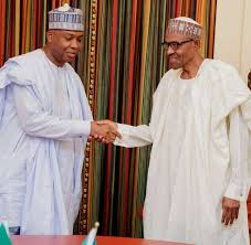 2019: Presidency calls Saraki a very dangerous person