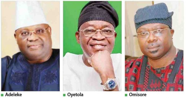 Osun decides: PDP, APC, Omisore react after election was declared inconclusive